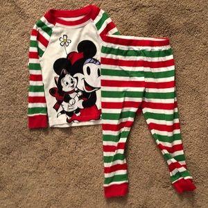 Disney Minnie Mouse pajamas up to 40 lbs